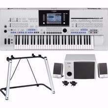 Discount and free shipping for Tyros4 (61-Key Pro Arranger Workstation)