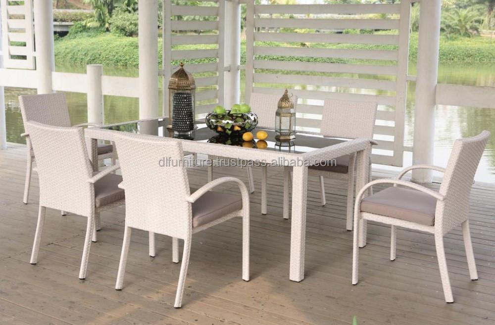 Outdoor Wicker High Dining Bar Set Factory Manufacturer