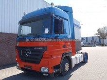 USED TRUCKS - MERCEDES-BENZ ACTROS 1841 4X2 TRACTOR UNIT (LHD 5938 DIESEL)