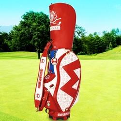 Super Mario Brothers golf enjoy caddie bag limited mario golf