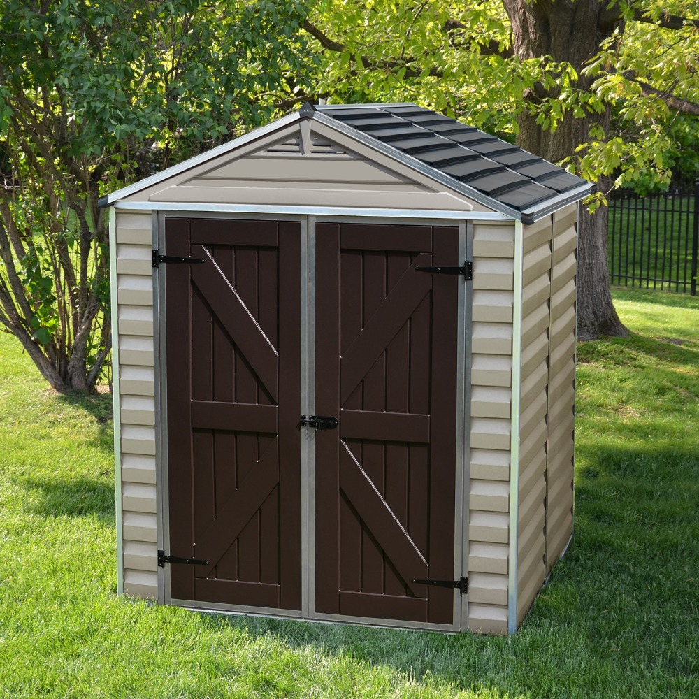 Garden Shed Made Of Polycarbonate Panels Buy Garden Shed