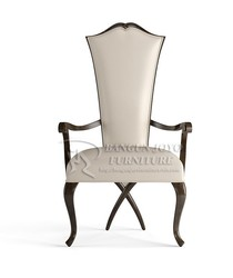 TOP grade good quality wooden dining chair,mahogany wood