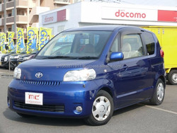 Reasonable and Popular cars used japanese toyota Porte 150R 2004
