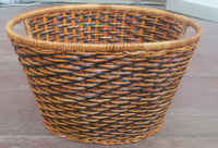 Nice wicker laundry basket for hot sale