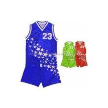 2015 new fashion womens basketball uniform,custom basketball uniform design for women YNW-A013