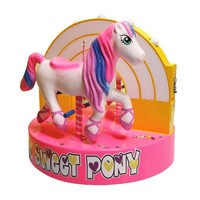 My Sweet Pony Kiddie Ride Attractive Amusement Park Products