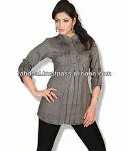 De algodón de las señoras tapas | diseños de lana de las señoras top