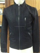 pure leather jacket/leather motorbike jacket/cheap leather motorcycle jacket