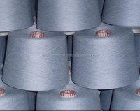 gassed mercerised cotton yarn