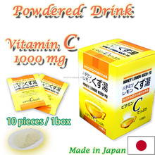 Lemon fruit powder for drink/ Made in Japan Quality/Tasty and Safety