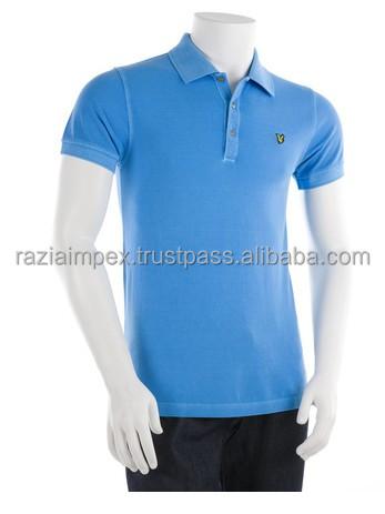 Classic Embroidered Custom Design Office Uniform Polo