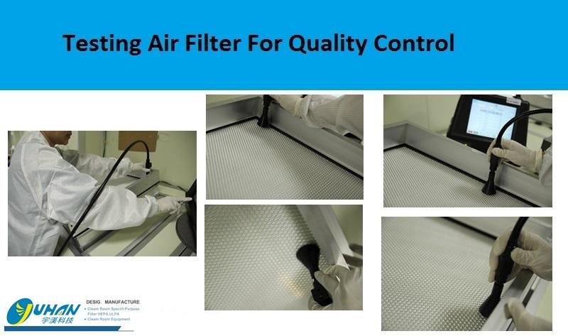 FFU 240EL for clean room FFU