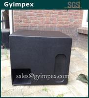 """LS1200 single 18"""" 600W subwoofer speaker, subwoofer"""