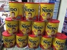 Nestle Nido Milk Powder 400 gms and Aptamil Milk