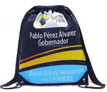 pvc waterproof shopping bag with logo
