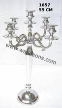 Handmade Wedding Candelabra Manufactured By Wajidsons Corporation