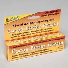 CREAM COCOA BUTTER CRAM 1 OZ 5 PANEL COLOR BOXED BUDPAK #94417