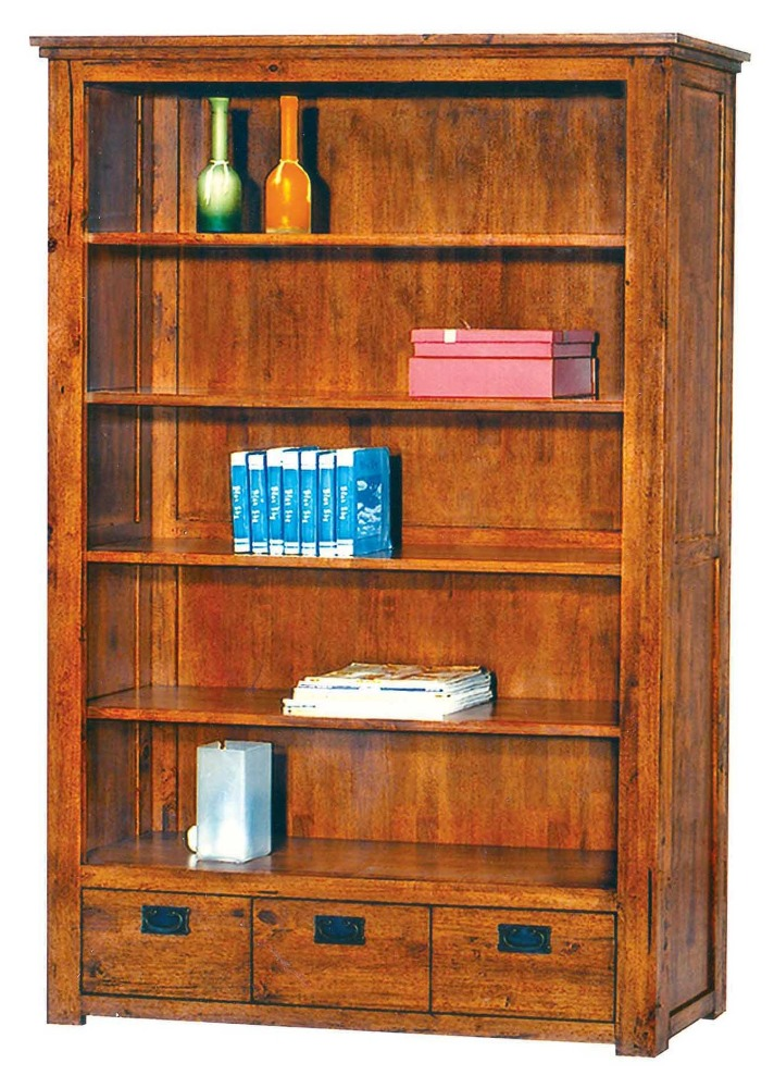 Cheap natural european style solid wood bookcases buy