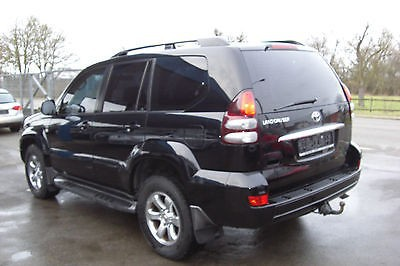 Toyota Land Cruiser 4x4 Off-Road Vehicle - Left Hand Drive - Stock no    Toyota Land Cruiser 4x4 Off Road