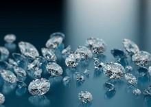 Genuine Raw Uncut CZ Diamond/Rough Synthetic Stone, Uncut Diamond Available