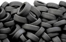 All kinds of car used tires and all sizes made in Germany