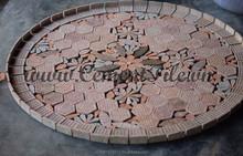 Encaustic cement tiles CTS Mosaic Table 3