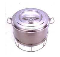 Round Jumbo Lift Up Chafer Oozi Dish