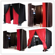 Portable/ aluminum/ adjustbable photo booth frame for sale with wholesale price