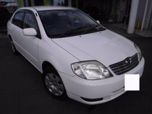 Toyota Corolla X NZE121 2003 Used Car