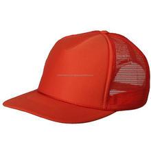 Wholesale Custom Hip Hop Mens Adjustable Snapback Cap Trucker Cap