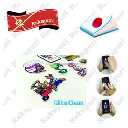 Innovative Promotional Goods : Sticky Mobile Screen Digi Cleaner for iphone 6 , smartphones and smartwatches