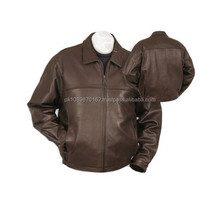 High Quality 100% Pure/Geniune Leather Men's Fashion Jacket