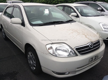 LESS MILEAGE USED AUTOMATIC CARS FOR SALE IN JAPAN FOR TOYOTA COROLLA 4D G NZE121
