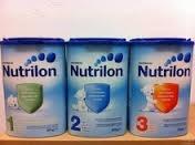 Nutricia NUTRILON leche en polvo del bebé todo etapas disponible venta