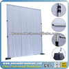 curtain drapes for hotel,event ,party,backdrop decoration from china