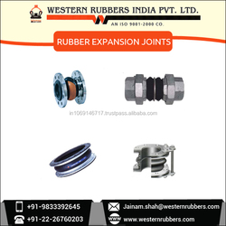High Quality Skillfully Fabricated Rubber Expansion Joints for Sale