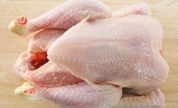 frozen Whole chicken and Parts