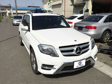 Mercedes-Benz GLK350 used cars import in good condition at best price