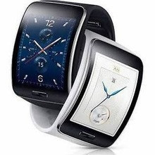 Brand Genuine S.a.m.s.u.n.g Sm-r750 Galaxy Gear S Smart Watch With 3g Gsm