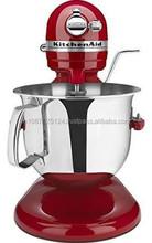 KitchenAid KitchenAid 6000 HD Stand Mixer 6 Qt Big Super Capacity Empire Red Professional Large (Refurbished)