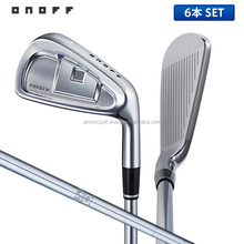 [2015 golf iron set] ONOFF Golf FORGED KURO iron set 6pc(5-P) NS PRO 950GH steel shaft