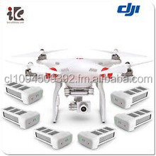 Buy 2 Get 1 Free For DJI Phantom 2 Vision+ V3.0 Plus RC Quadcopter Drone w/FPV HD Cam Extra 5 Battery