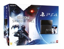 Sale For Sony Playstation 4 PS4 500GB + 5 Games & 2 Extra Controllers