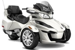 USED 2014 CAN-AM SPYDER RT (SE6) MOTORCYCLE