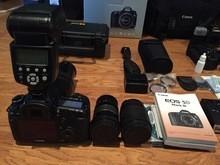 BEST PRICE FOR EOS 5D Mark III DSLR Camera Kit with Canon 24-105mm f/4L IS USM AF Lens
