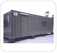 Steel Office Cabin