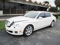 USED CARS - BENTLEY CONTINENTAL FLYING SPUR - COLLISION (LHD 819989)