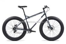 Megalith Fat Bike - Asphalt/White