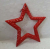 Exclusive Christmas Hanging Star Shaped Ornaments