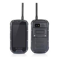 1GB+4GB big memory very strong ip68 phone stronger than IP67 smartphone PTT walkie talkie S09